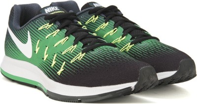 Nike AIR ZOOM PEGASUS Running Shoes For Men(Navy) 1