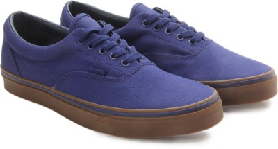 c5d80b18ae 62% OFF on Vans ERA Men Sneakers For Men(Blue) on Flipkart ...