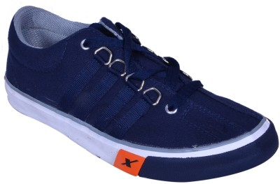 Sparx Canvas Shoes For Men(Blue