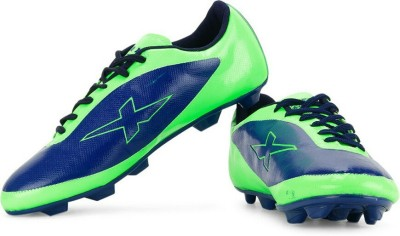Vector X Amaze Football Shoes For Men Green, Blue