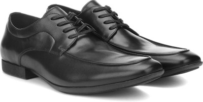 Kenneth Cole Lace Up(Black) at flipkart