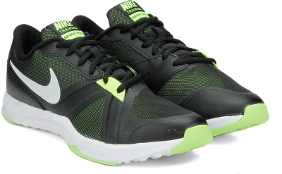 Nike AIR EPIC SPEED TR Training Shoes For Men(Black, White) 1
