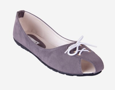 Goyal Open Toe Grey Bellies For Women(Grey)