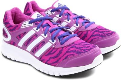buy popular 6170c 928ac Adidas Duramo 6 K Men Running Shoes Purple available at Flipkart for Rs.3009