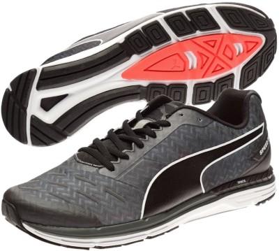 Puma Speed 300 IGNITE Running Shoes For Men(Black) at flipkart