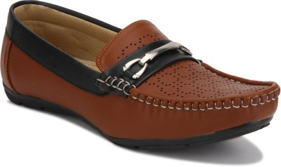 Yepme Loafers For Men(Brown)