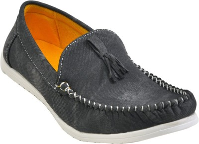 Adjoin Steps LFR-02 Loafers(Grey)