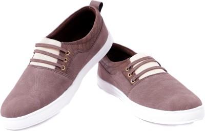 Pantofi Canvas Shoes For Men(Brown)