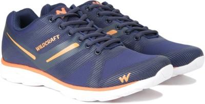 Buy Wildcraft Hiking   Trekking Shoes For Men(Navy) on Flipkart ... bbe9be4a0