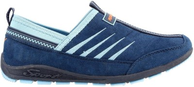 Sparx Running Shoes For Women(Navy, Blue) at flipkart