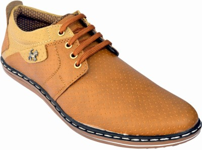 ISS Casuals For Men(Tan)