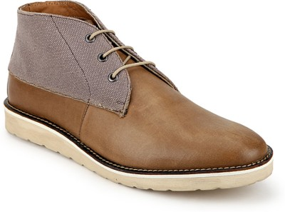 Arden Venice Summer Chukka Boots For Men(Brown)
