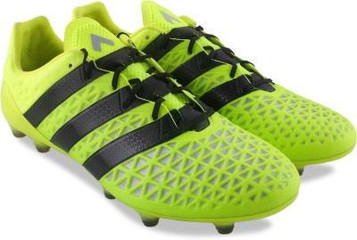 cheap for discount 07ce9 bb0ef Adidas ACE 16.1 FG Football Shoes For Men(Green)