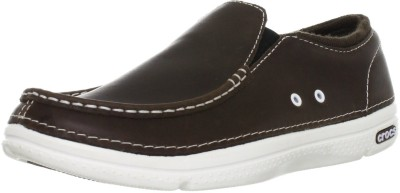 Crocs Loafers(Brown) at flipkart