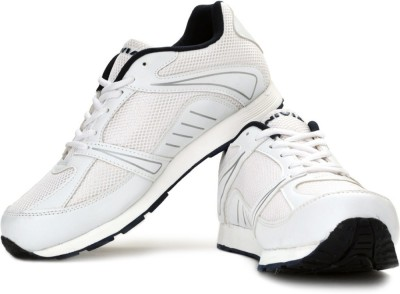 Nivia Hawks Jogging Shoes For Men(White)  available at flipkart for Rs.999