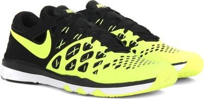 Nike TRAIN SPEED Running Shoes For Men(Green) 1