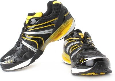 Nivia Arnold Men Jogging Shoes For Men(Black)  available at flipkart for Rs.1753