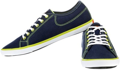831b52dd39c3 SPARX BLUE CANVAS SHOE price at Flipkart