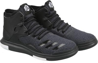 8fa9749bf00a 46% OFF on ADIDAS D ROSE LAKESHORE ULTRA Basketball Shoes For Men(Black) on  Flipkart