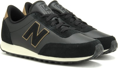 New Balance U410SKG Sneakers(Black) at flipkart
