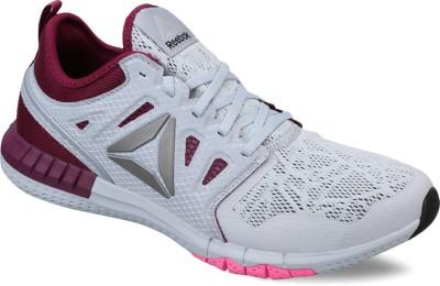 aab0a6e3863 35% OFF on Reebok ZPRINT 3D Running Shoes For Women(White) on Flipkart    PaisaWapas.com