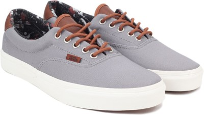 77e0602748 Vans Era 59 Sneakers  Grey Vans Casual Shoes available at Flipkart for Rs .1799