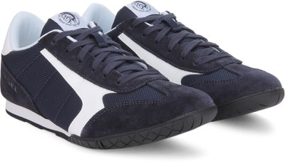Diesel Sneakers(Blue) at flipkart