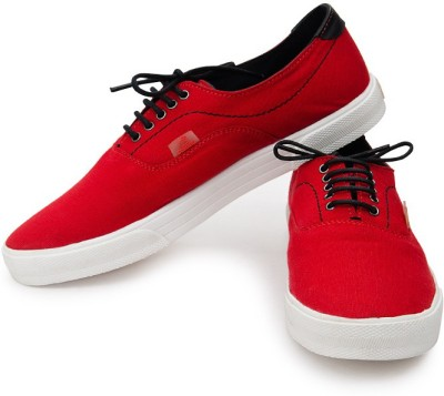 Cubebro Sneakers(Red)