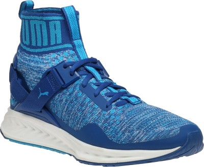 Puma IGNITE evoKNIT Outdoors(Blue) at flipkart