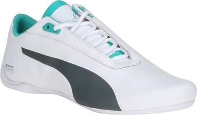 ac4bea33a8e Puma MAMGP Mercedes Benz Future Cat Motorsport Shoes For Men(White ...