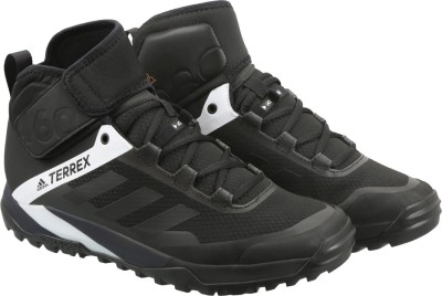 Adidas TERREX TRAIL CROSS PROTECT Outdoor Shoes(Black) at flipkart