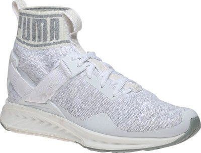 Puma IGNITE evoKNIT Outdoors(Grey) at flipkart