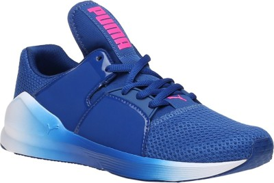 Puma Fierce Low Wns Outdoors For Women(Blue)  available at flipkart for Rs.3899