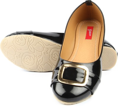 Finesse Flat Bellies For Women(Black)