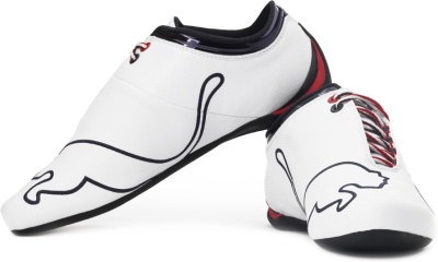 05c383886ceb73 Puma 30463501 Men White Future Cat M1 Big Bmw Ms L Sports Shoes- Price in  India
