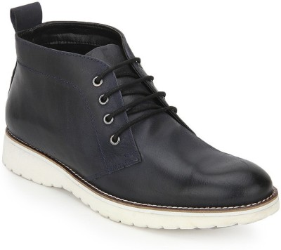 Arden Dennis Casual Chukka Boots For Men(Black)