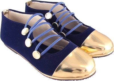 Stellar Collections Monk Strap For Women(Multicolor)