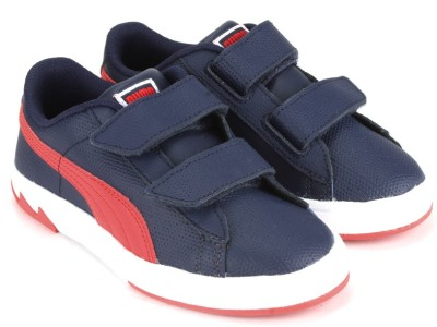 Puma Archive Lite Lo 2 L V Kids Casual Shoes(Blue)