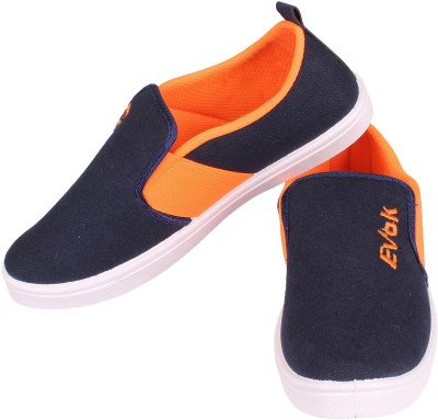 Genial Casuals, Loafers(Orange)
