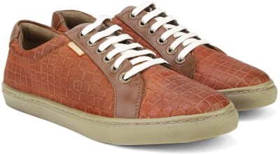 U.S. Polo Assn Sneakers For Men(Brown, Red)