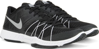 Nike ZOOM TRAIN INCREDIBLY FAST Running Shoes For Men(Silver) 1