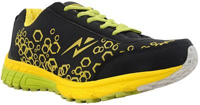 Yepme Walking Shoes For Men(Black, Yellow)  available at flipkart for Rs.899
