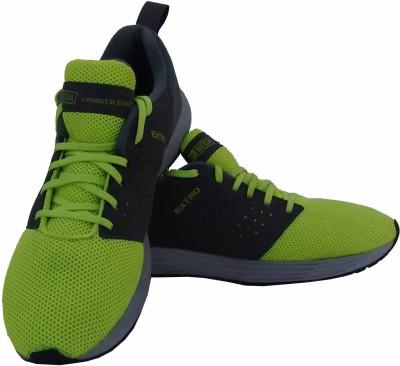 SEGA Extro Running Shoes(Grey, Green) at flipkart