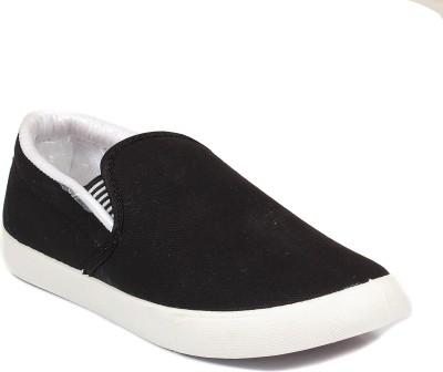 SCATCHITE 5Pilot Loafers For Men Black SCATCHITE Casual Shoes