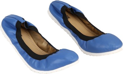 Lavie LAVIE BALLERINA Bellies(Blue) at flipkart