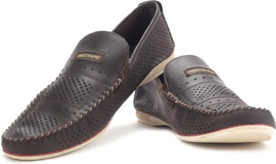 728e40a4eba 62% OFF on Red Tape Loafers For Men(Brown) on Flipkart
