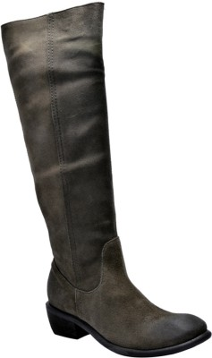 Kuja Paris DS Boots For Women(Grey)