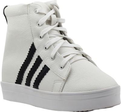 Shuberry Sneakers(White) at flipkart