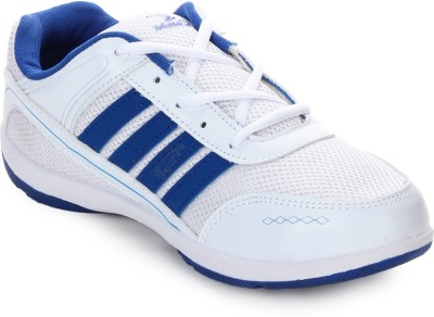 Combit Running Shoes(White, Blue)
