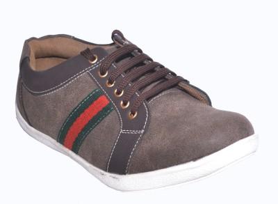 Funku Fashion Casuals For Men(Brown)